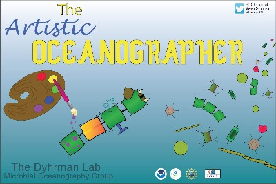 The Artistic Oceanographer program teaches kids about science through art.